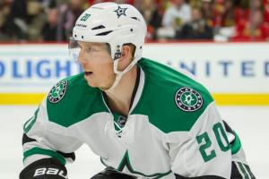 dallas stars cody eakin scores shorthanded goal vs predators video